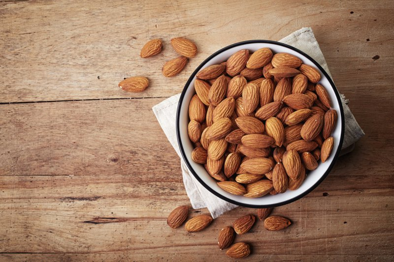 Almonds For A Glowing Skin